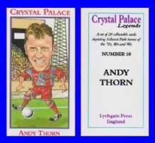 Crystal Palace Andy Thorn